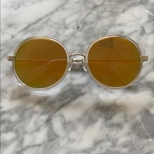 Accessories - Circle Framed Sunglasses
